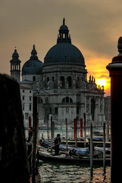 Venecia en Italia