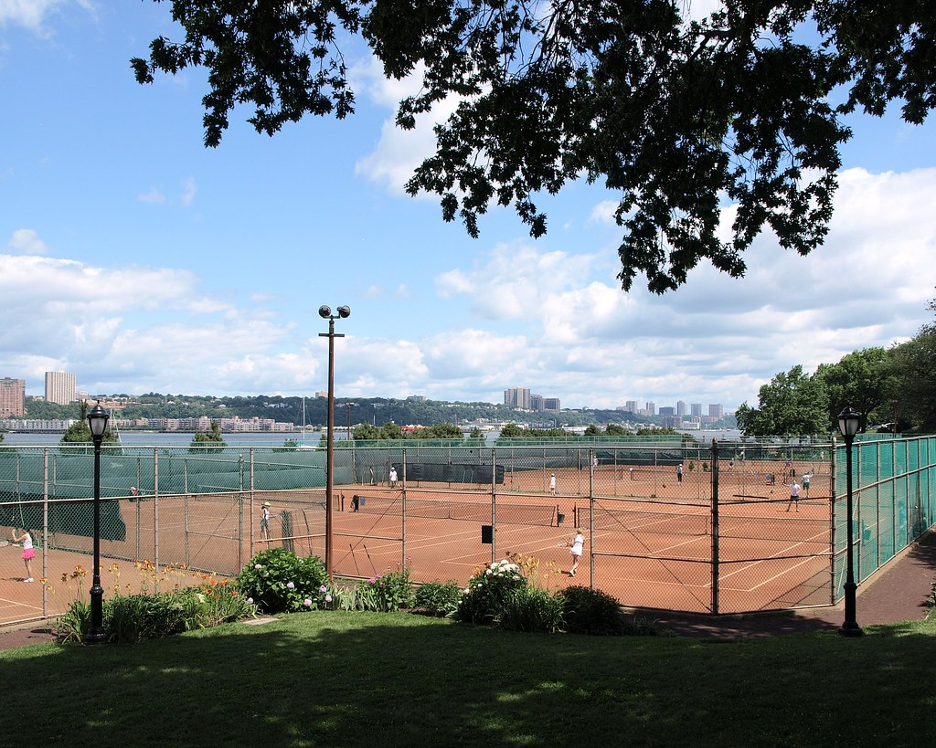 Memorial Park Tennis Center