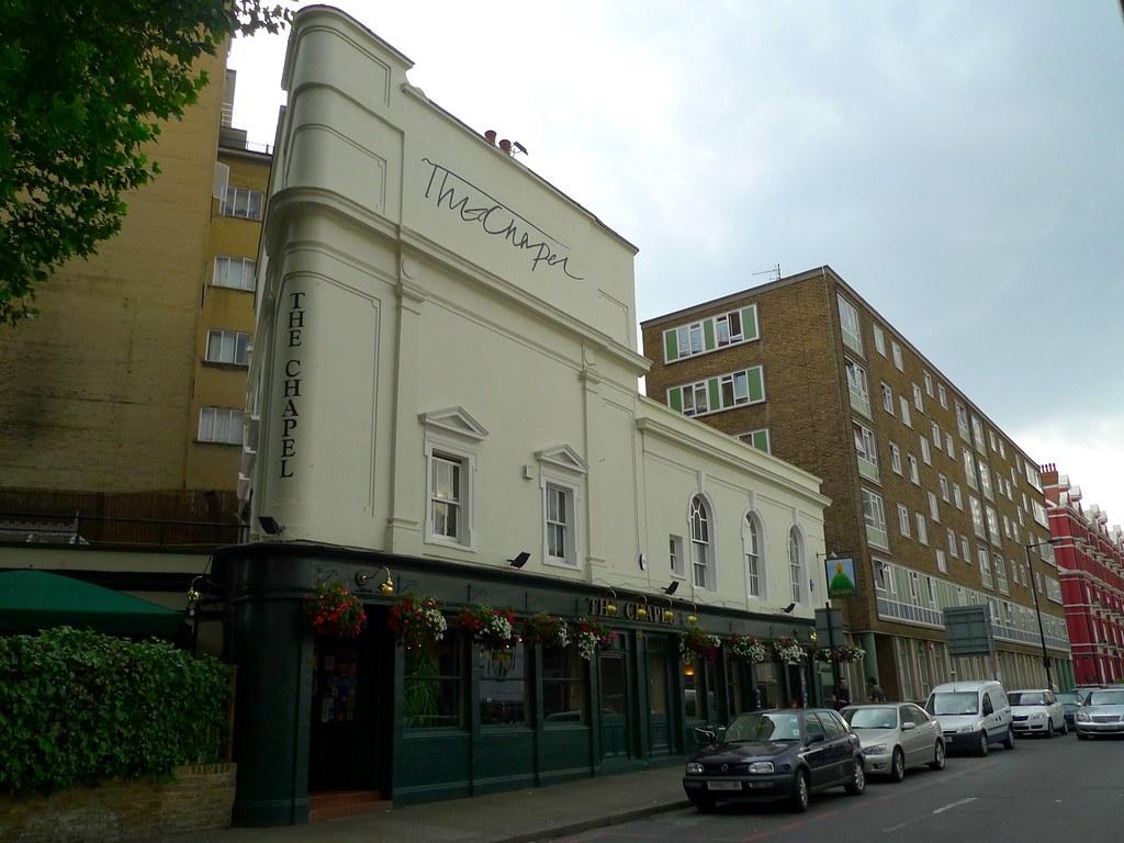 Chapel Marylebone Nw1 A Gastro Style Pub Near Edgware