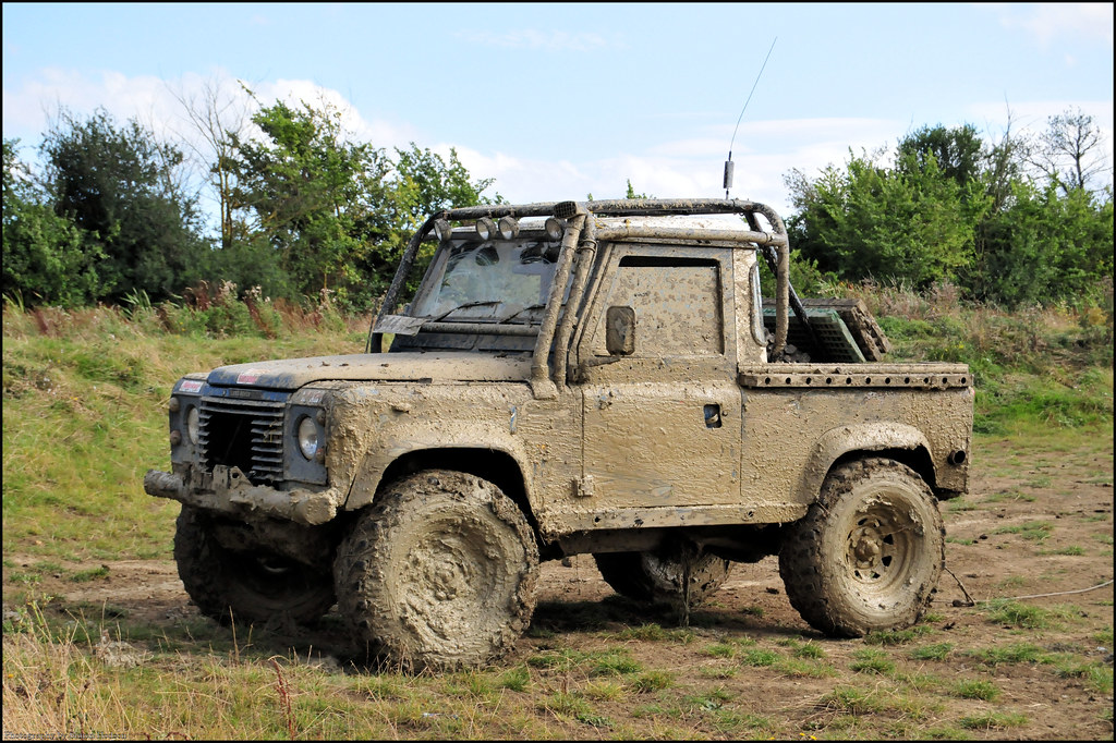 New Land Rover >> Land Rover Defender 90 Pick-Up | Si | Flickr