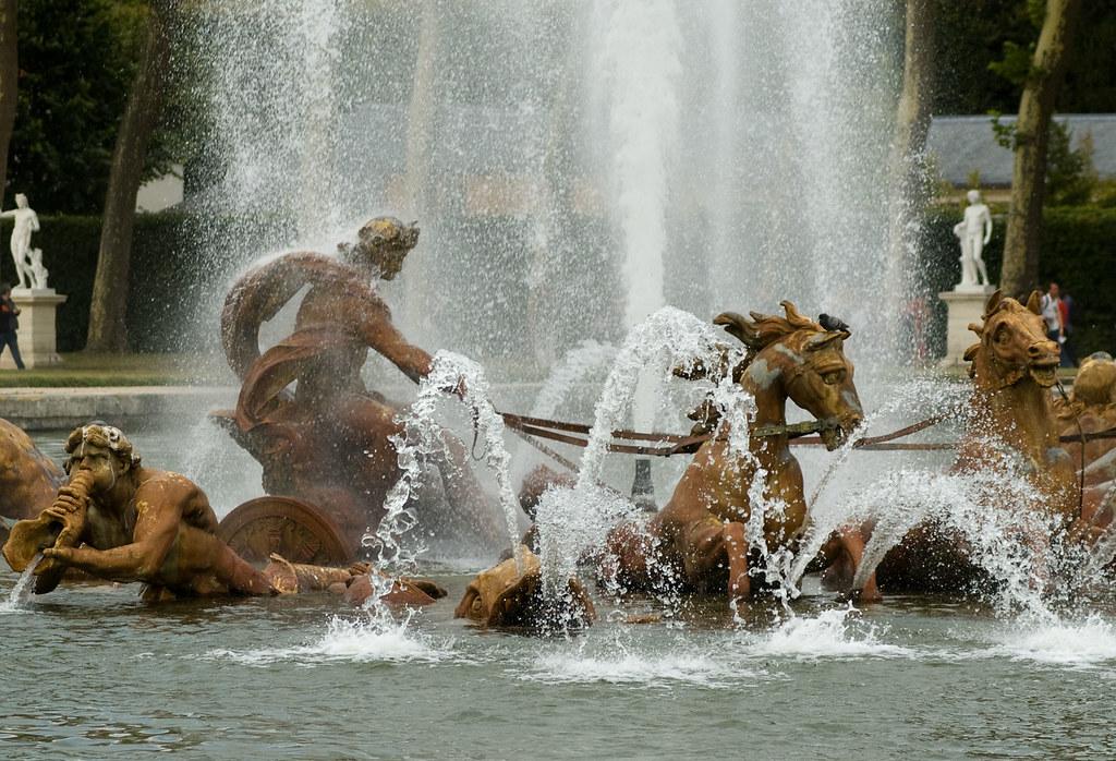 Versailles le ch teau bassin d 39 apollon flickr - Bassin en cuivre versailles ...