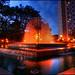 loring park minneapolis dandelion fountain