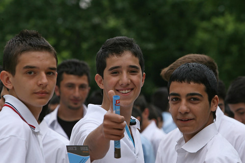 Students at Sisli Vocational High School | by World Bank Photo Collection