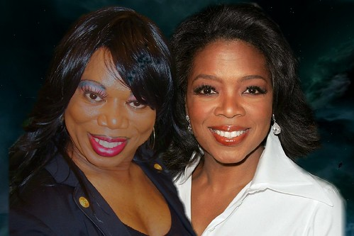 Denise and Oprah | by Denise Thompson