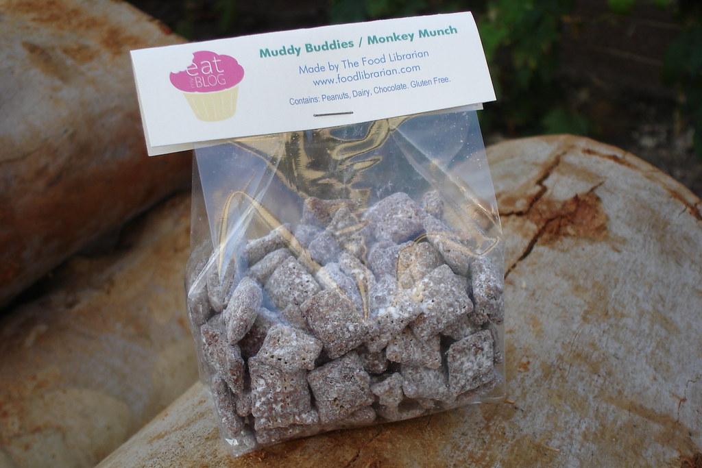 Eat My Blog Charity Bake Sale Muddy Buddies Www