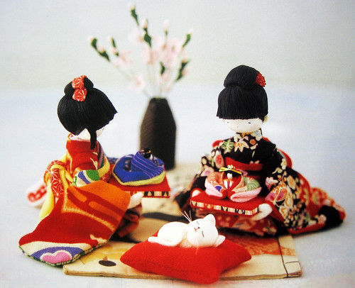 9784140311219 cute little chirimen crafts japanese craft b for Japan craft