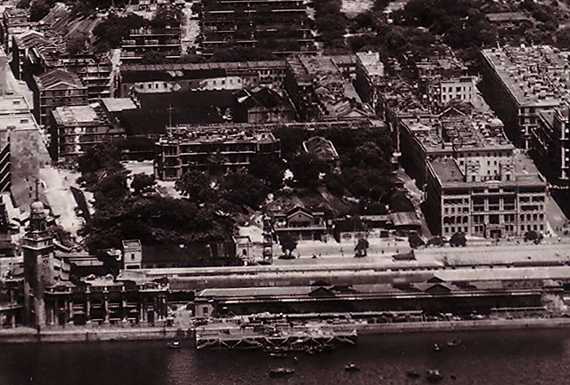 1945 Tsimshatsui after Japanese Occupation, Hong Kong | Flickr