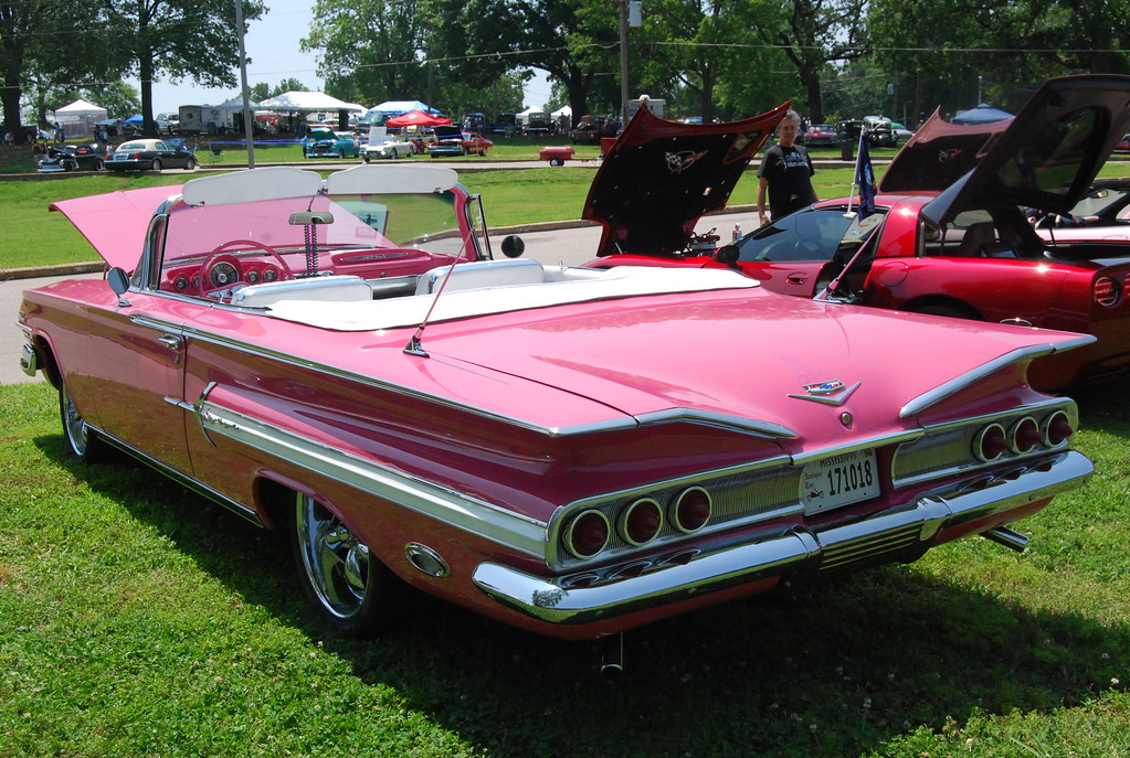 60 Impala Convertible Artistmac Flickr