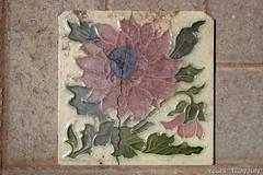 Flower Tile 6