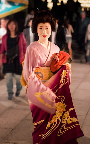 Geisha Umeha, the first meeting : Kyoto, Japan / Japón | by Lost in Japan, by Miguel Michán
