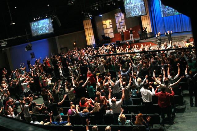 worship at world revival church j d king flickr
