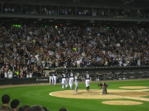 White Sox vs Indians | by _Tony_B