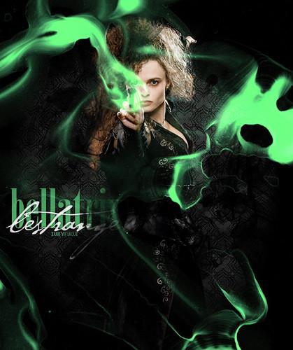GRAPHIC] Bellatrix Lestrange - Avada Kedavra +++ | - um grá ...