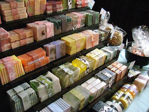 Craft Show Shelves