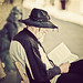 Siracusa - The man who read