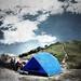 Dear Creek tent