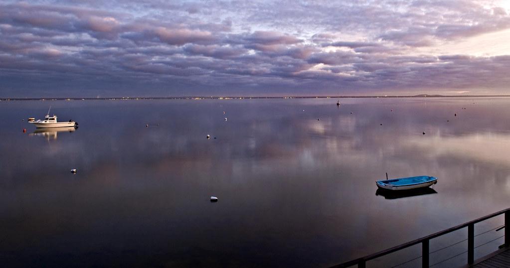 Windless Bay at Sunrise