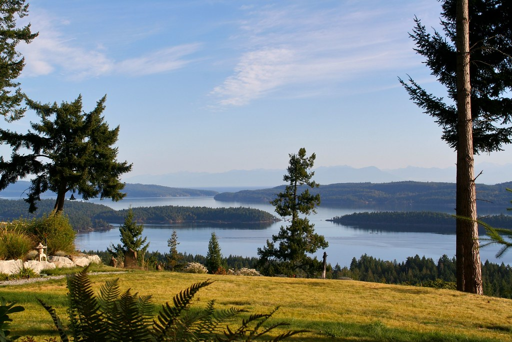 Salt Spring Island May Long Weekend