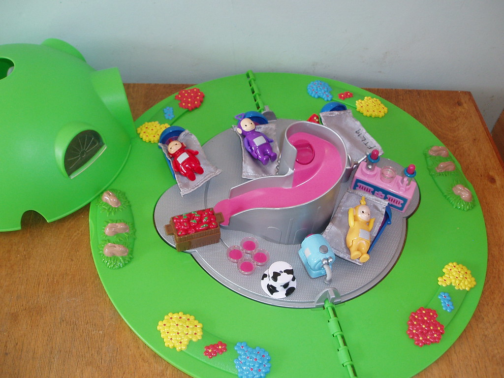 19 teletubbies house farnham toy library flickr