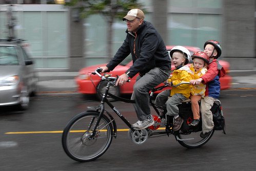 Family Bicycle Transportation Day - Oregon Manifest-15