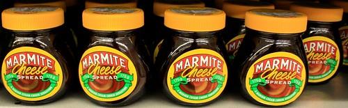 Marmite And Cheese Tea Cake