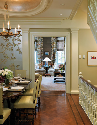 Jan-Dining-Brownstone | by Boston Design Guide