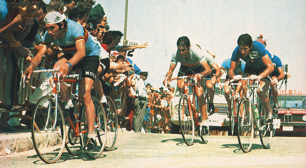 Merckx_1973b 1973 World Championships Barcelona Eddy