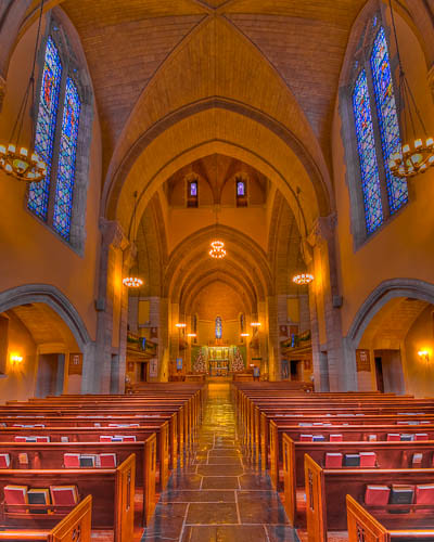 Trinity English Lutheran Church | This image represents a ...