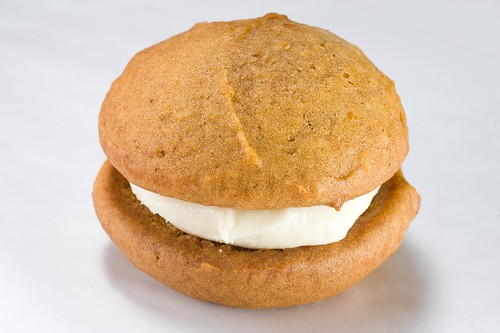 Pumpkin Whoopie Pie | by halene