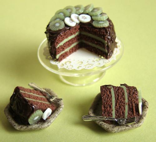 Handmade Chocolate Cake Recipe