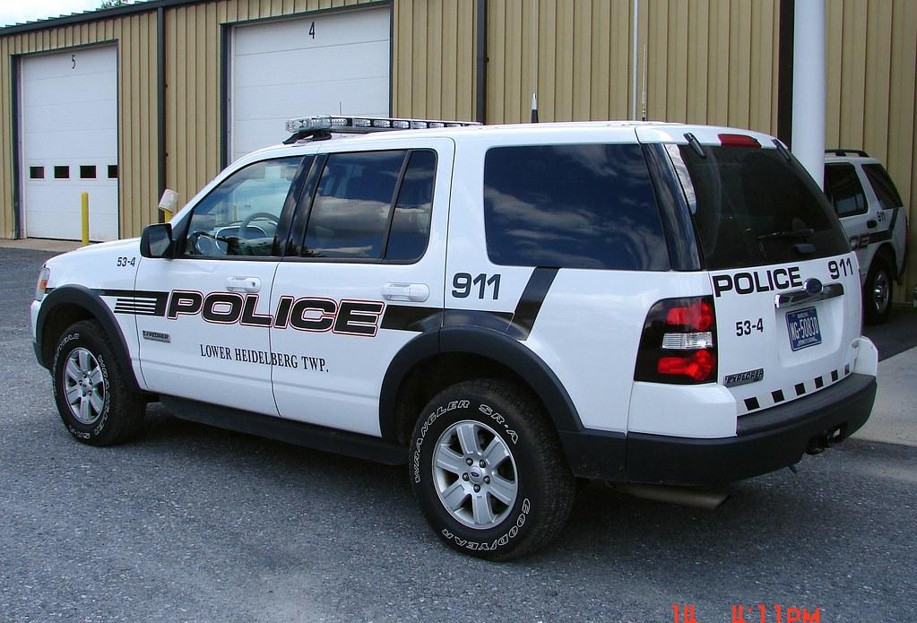 Lower Heidelberg Township Pennsylvania Police Lower