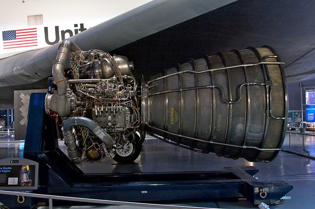 space shuttle engine - photo #24
