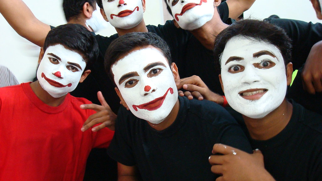 Annual Day 2011 : 12 - MIME SHOW - YouTube