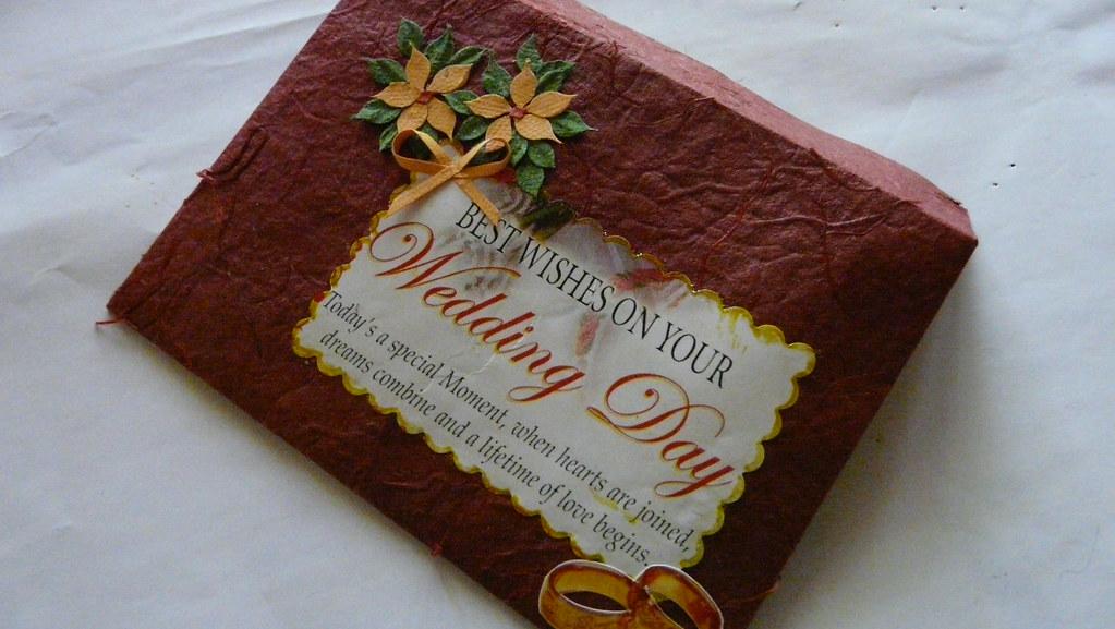 envelop for a wedding gift voucher Anastasia Annie Wahalatantiri ...