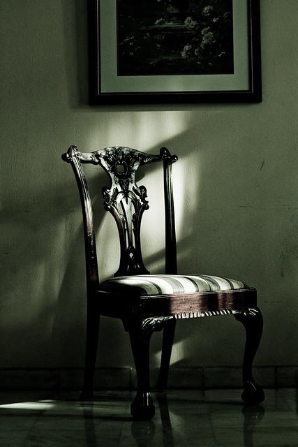 Vacant Seat | Flickr - Photo Sharing!