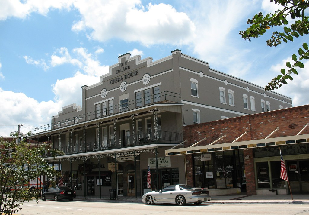 Codrington News Deland Opera House Deland Fl