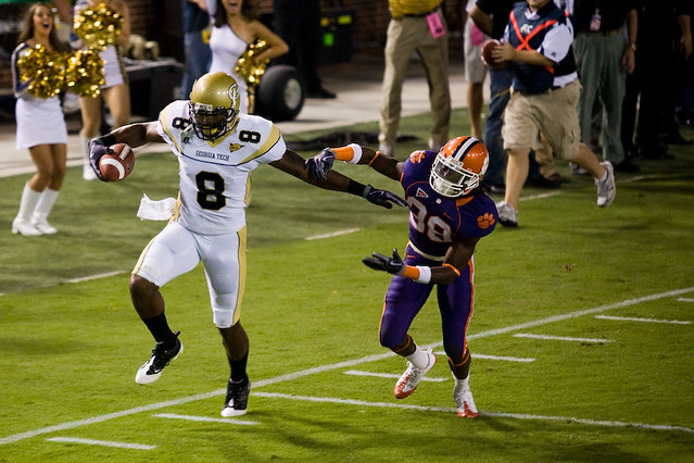 Image result for Demaryius Thomas GA Tech