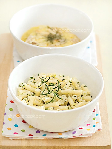 Baked Camembert Pasta | by wiffygal