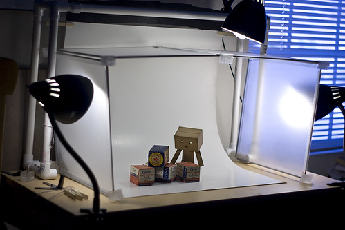 Boxes In A Light Box | by evaxebra