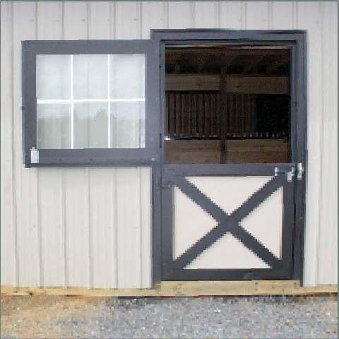 double barn door design  | 580 x 580