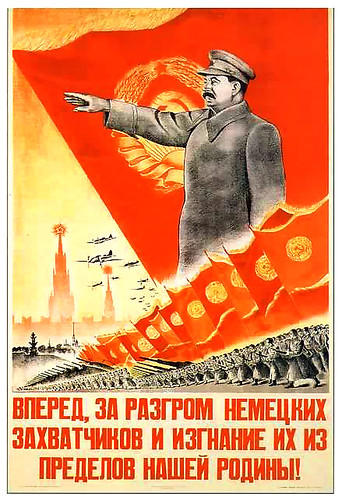 1942-Stalin- lots of red | by x-ray delta one
