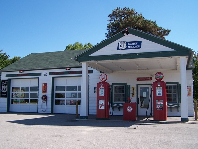 Gas Station Names - 0425