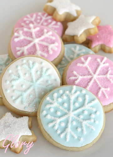 Decorated Christmas Cookies For Sale