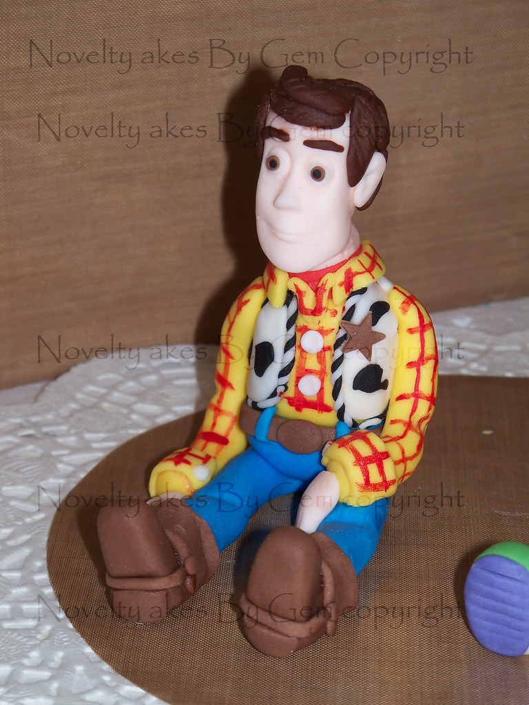 Buzz And Woody Cake Toppers
