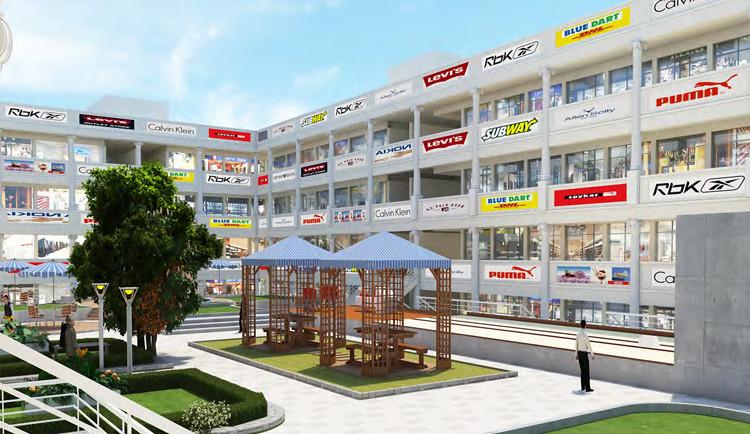 Lucknow Malls Multiplexes Market Entertainment Skyscrapercity
