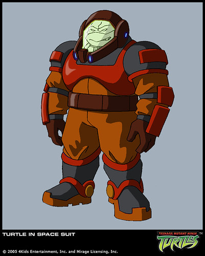 """TMNT in Space Suit :: Season 2 { """"Turtles in Space Parts F ..."""