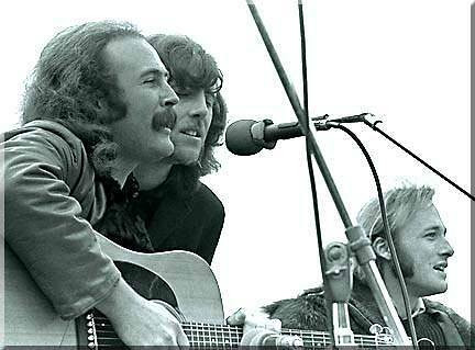 Crosby, Stills, Nash 1969 Woodstock | by crosses by claudia