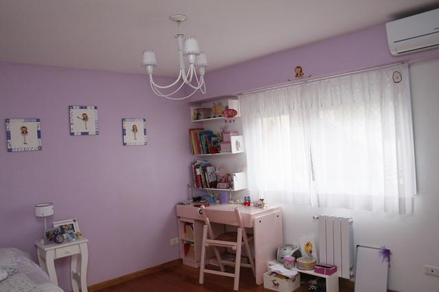 Cortinas cuarto de niña | Candelaria | Flickr
