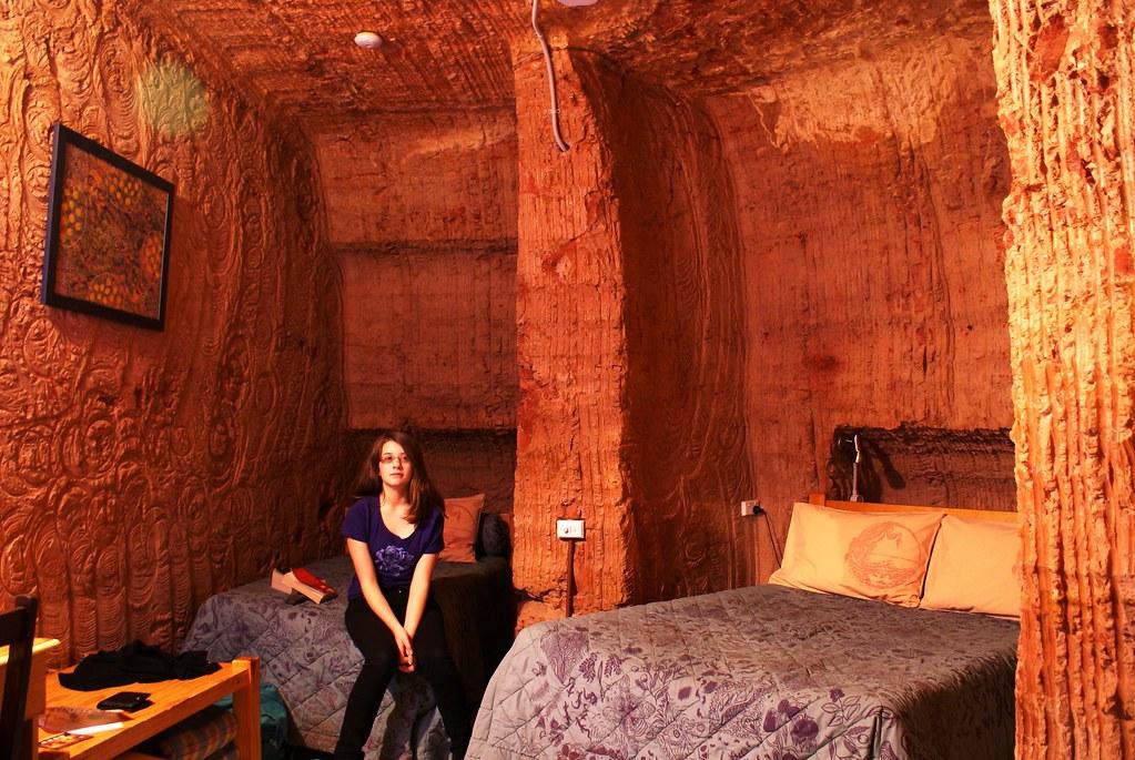 Desert Cave Hotel Restaurant