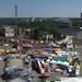 Ferris Wheel view, east